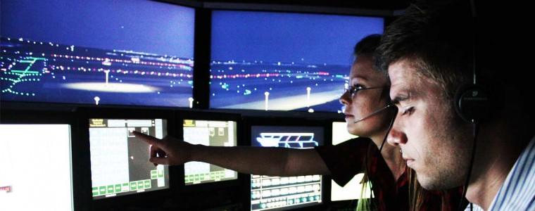 3D Aerodrome Sim