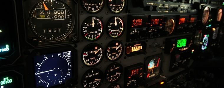 Cockpit dials
