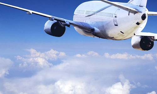 aircraft banking