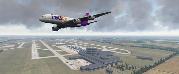 Aerodrom Sim Image